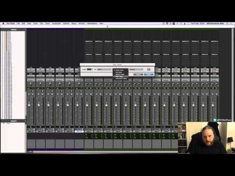 Composer Template, MIDI, Bussing, Tracks & Keyboard Shortcuts In Pro Tools