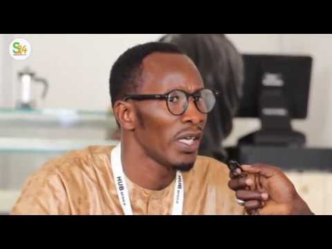 Hub africa 2018 des entrepreneurs sénégalais sur le point d'intégrés le marché Africain