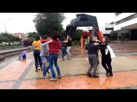 International Rueda De Casino Multi Flash Mob Day | Bogotá, Colombia. 2018.04.07