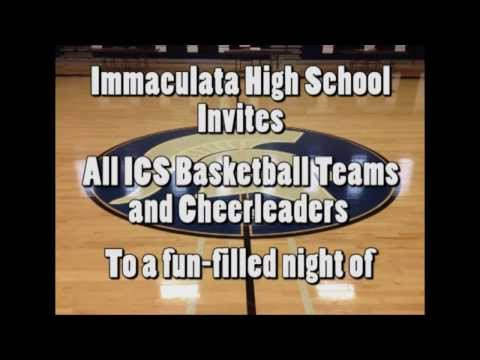 Hoops & Scoops at Immaculata High School