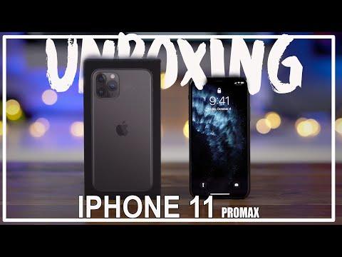 UNBOXING IPHONE 11 PROMAX 2020 ㅣcurhatan TKI KOREA