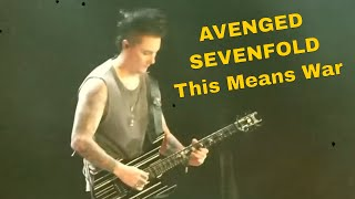 Repeat youtube video Avenged Sevenfold - This Means War [Unofficial Music Video]