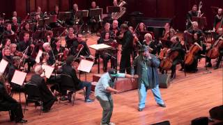 """Posse on Broadway:"" Sir Mix-A-Lot with the Seattle Symphony"