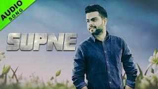 Akhil - Supne | Full Audio Song | Latest Punjabi Songs | Yellow Music