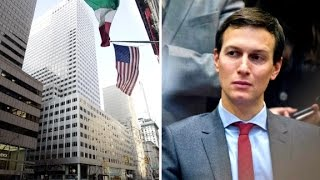 Jared Kushner's crowning real estate deal