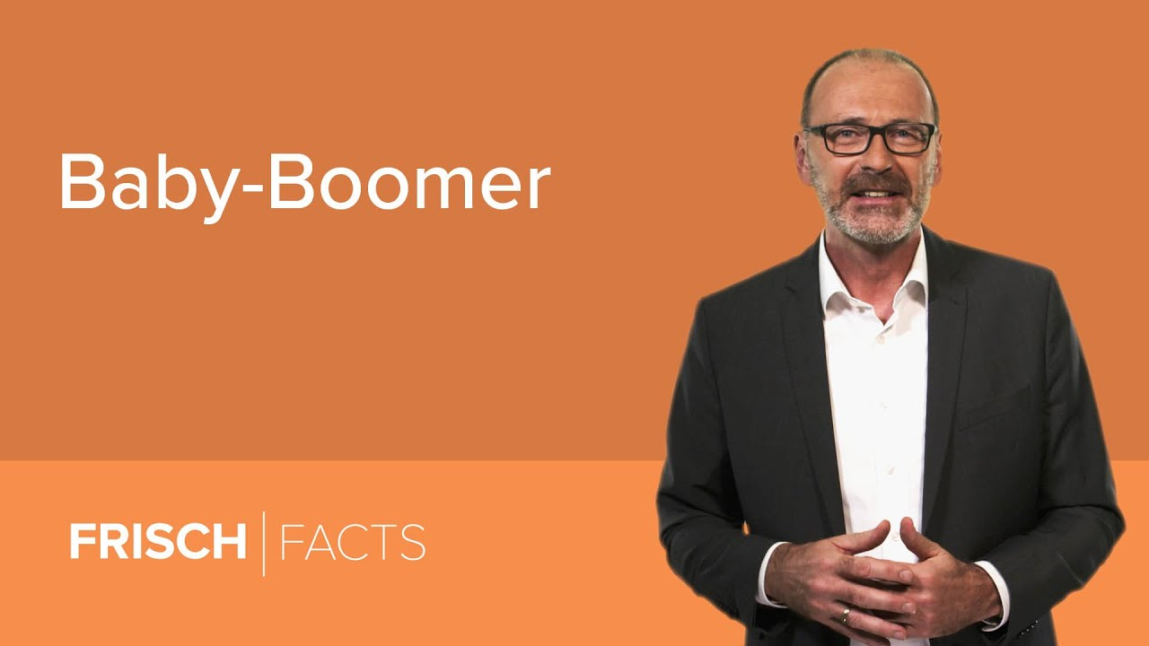 Die Baby-Boomer | FRISCH FACTS - YouTube