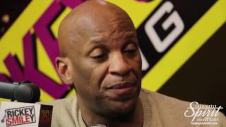Donnie McClurkin Opens Up on the Nightly Spirit