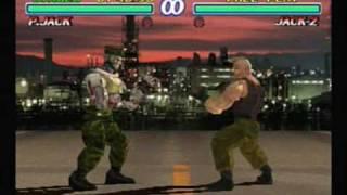 Tekken 2 - P.Jack
