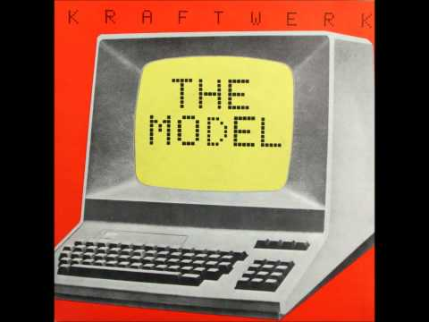 The Model Kraftwerk Lyrics