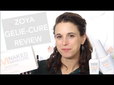 Zoya Gelie-Cure Review // Application // Wear Test