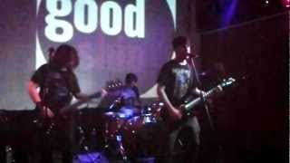 Grievances Aside - Laughing At What You See (Live @ The Good Ship, 07/08/12)