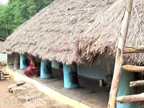 Orissa India Tribal  Part 2 of 2 By L. Wilson 12/10/2011