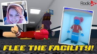 Roblox FLEE THE FACILITY | EPIC GG | RadioJH Games