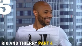 Henry: 'London is home for me' | Rio & Thierry Part 4