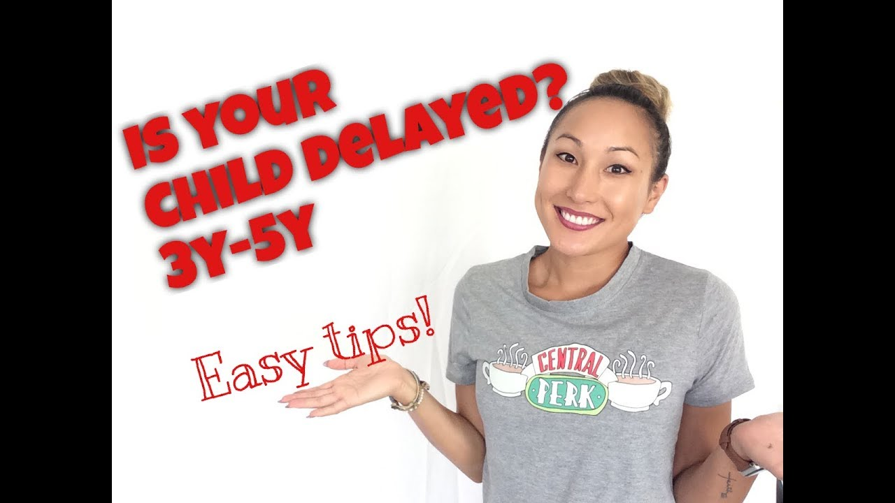 Speech Therapy AT Home: Is your child delayed? 3-5years ...