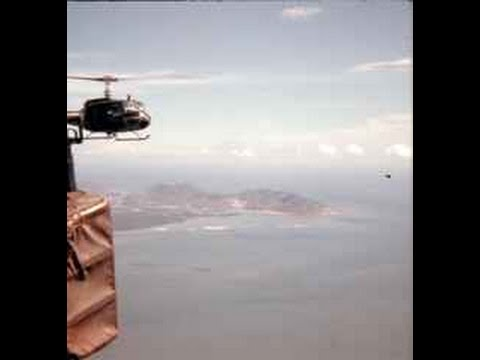 Vietnam War: Prediction of Helicopter #744 Crash and Deaths