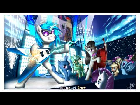 Equestria Girls ~ Cafeteria Song ~ Metal Cover