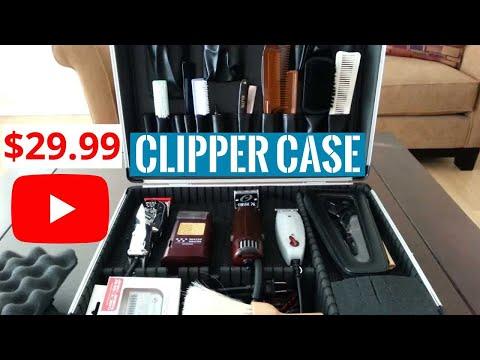 Clipper Case Barber Tools