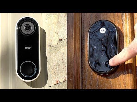 Nest Hello Video Doorbell + Yale Lock: Overview