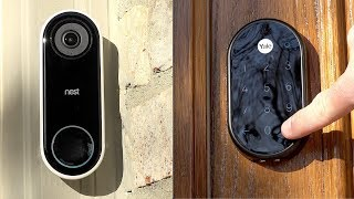 Nest Hello Video Doorbell + Yale Lock: Overview
