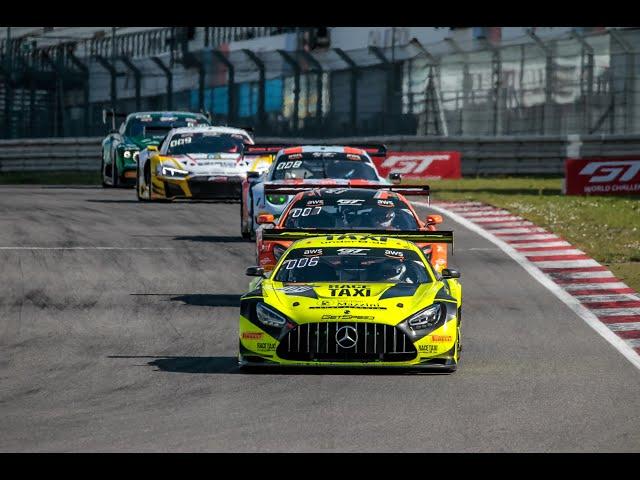 GT World Challenge Endurance Nürburgring Team GetSpeed