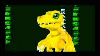 Digimon World 4 How To Digivolve (Agumon to WarGreymon)
