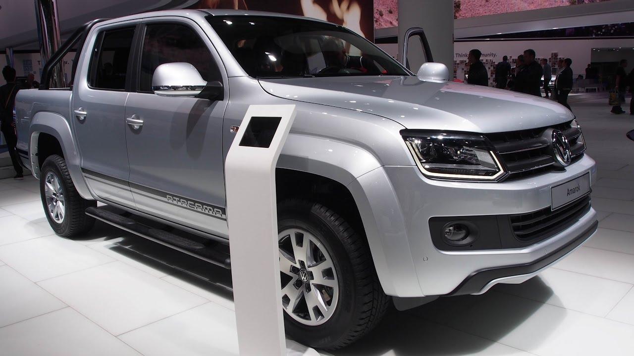 2016 Volkswagen Amarok Atacama 20l TDI 132 KW BlueMotion AT8
