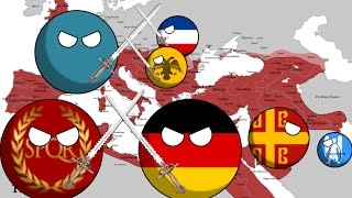 Alternative history of Europe. Part 3 – Germanic Tribes.