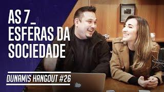 Dunamis Hangout #26 - As 7 Esferas da Sociedade