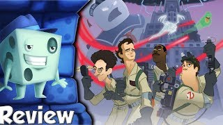 Ghostbusters: The Card Game Review - with Tom Vasel