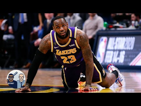 The Lakers using LeBron like this is a problem, but a good one to have - Jalen Rose   Jalen & Jacoby