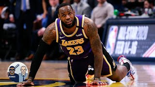 Download The Lakers using LeBron like this is a problem, but a good one to have - Jalen Rose | Jalen & Jacoby Mp3 and Videos