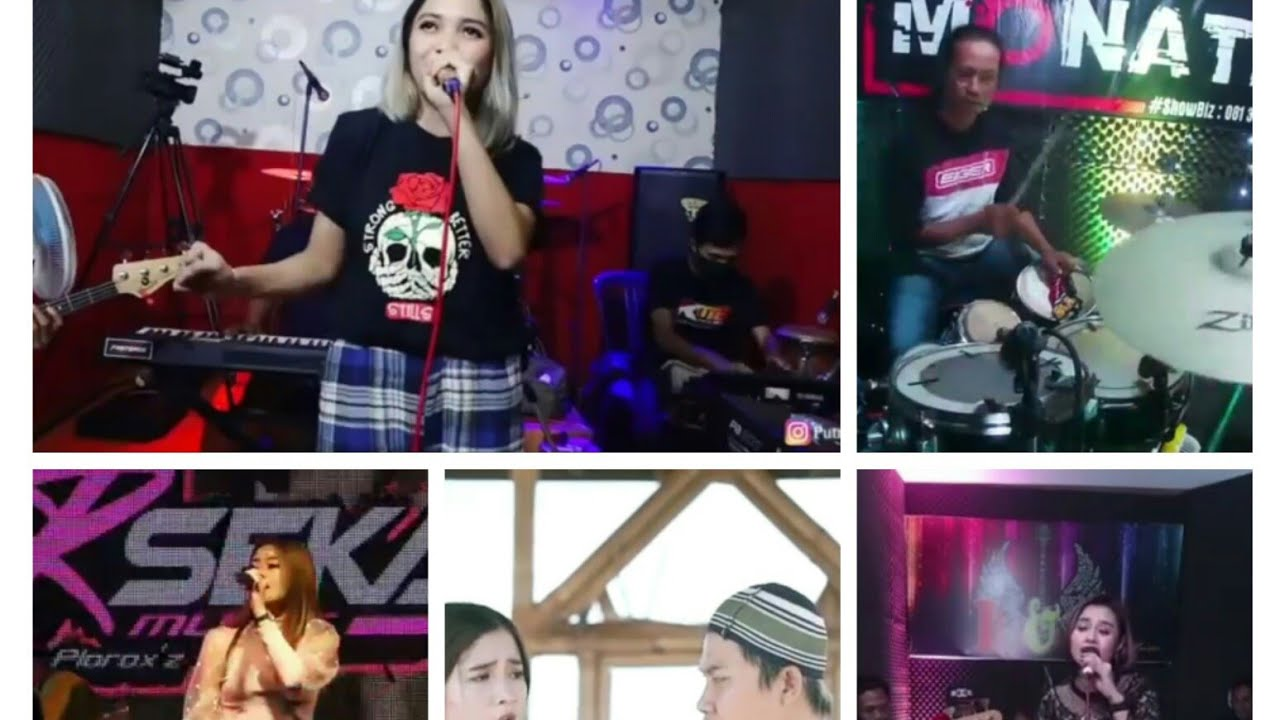 los dol cover kompilasi video youtube