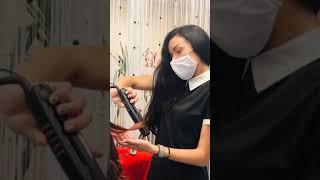 Как творятся локоны укладка волос Стилист Марина Анисимова салон красоты La Familia salon в Броварах
