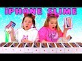 Don't Choose the Wrong iPhone XS Slime Challenge!!