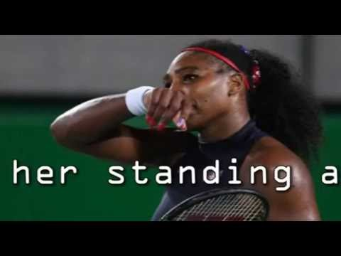 Serena Williams' withdrawal from Cincinnati could cost her No  1 ranking