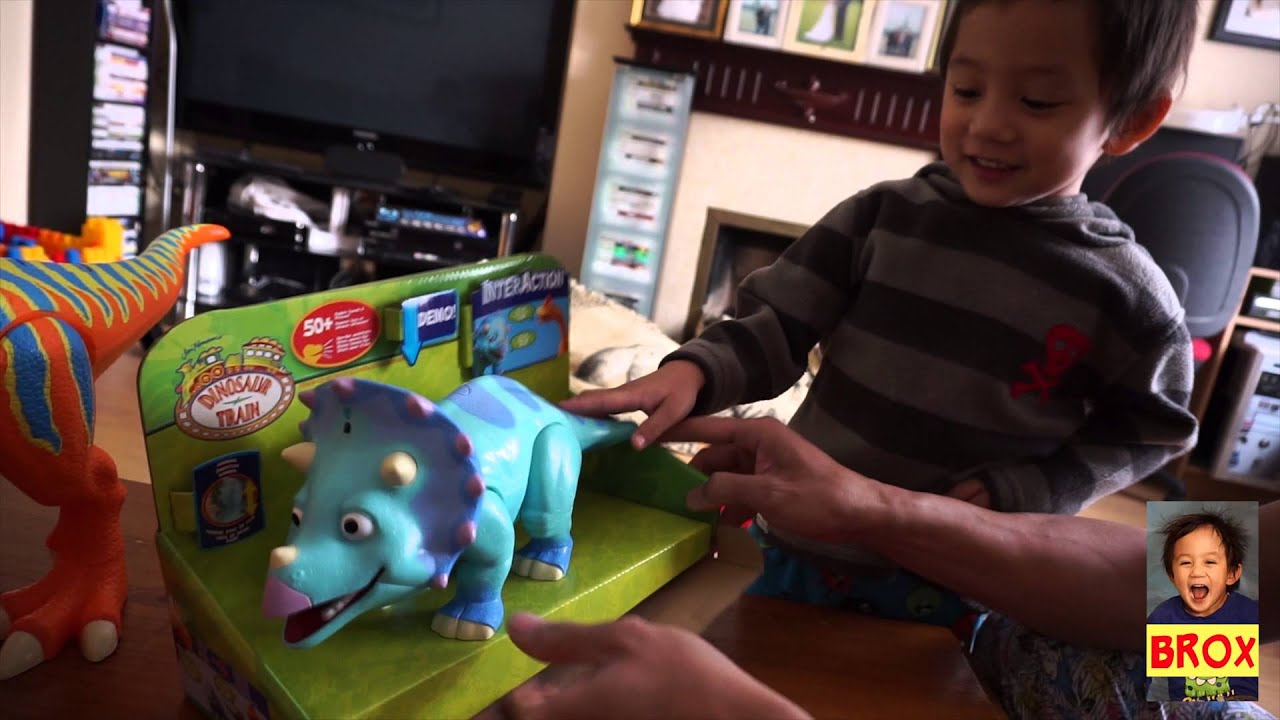 Dinosaur Train InterAction Tank
