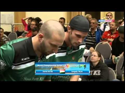 2013 Leonhart WCS - Germany Table Soccer Summary