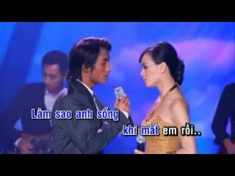 Neu Chung Minh Cach Tro karaoke full beat.flv