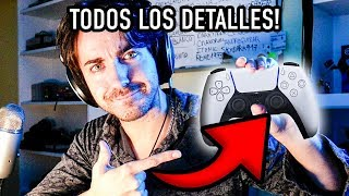 DUALSENSE: EL NUEVO MANDO DE PLAYSTATION 5. TODA LA INFORMACIÓN EN ESPAÑOL 😱