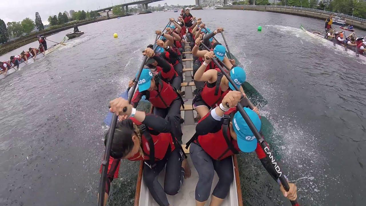 FIRETRUCK   2019 Concord Pacific Dragon Boat Festival Competitive Grand Final
