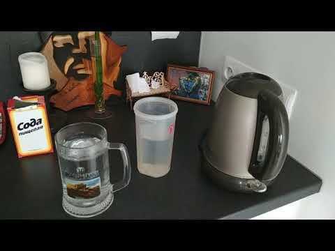 Как я вылечил содой хронический