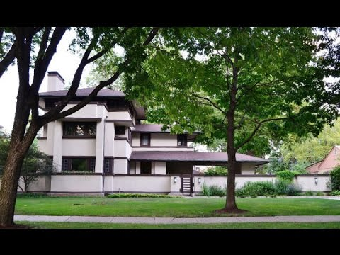 Frank Lloyd Wrights Boynton House Renovation