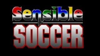 Sensible Soccer - National Teams: Maastricht Cup (Sega Genesis/Mega Drive)