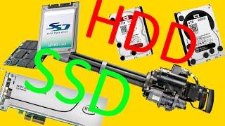 Выбор железа. Урок IX. Жёсткие диски, SSD и SSHD диски.(, 2016-01-06T13:04:57.000Z)
