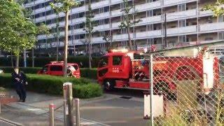 Маленький пример, как японцы тушат пожар