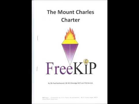 The Mount Charles Charter UKIP