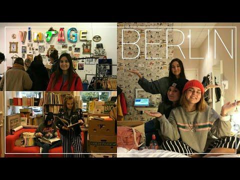 Berlin Tag 1 & 2 | schon wieder ein Strafzettel & coole Secondhand Shops ❊ Die Schlerthold's