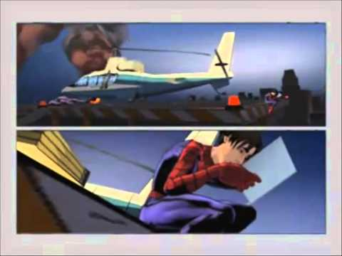 Fin du jeux ultimate spider man youtube - Jeux de ultimate spider man gratuit ...
