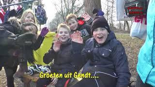 Gendt - schaatspret -   02-03-2018